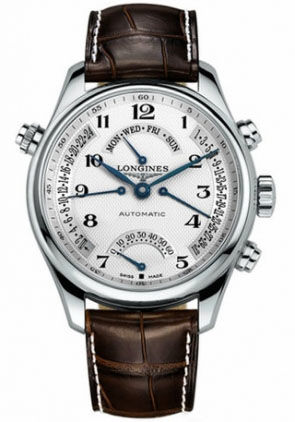 Longines Master Retrograde Collection L2.717.4.78.3