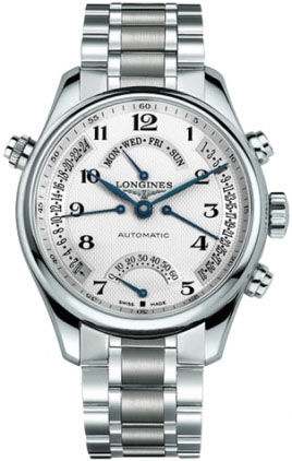 Longines Master Retrograde Collection L2.715.4.78.6