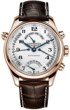Longines Master Retrograde Collection L2.715.8.78.3