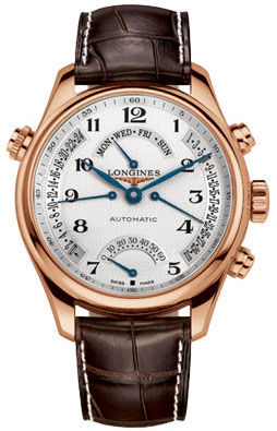 Longines Master Retrograde Collection L2.717.8.78.3