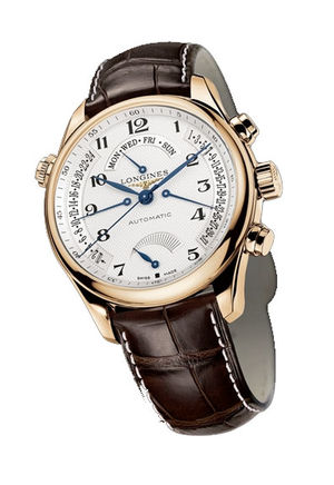 Longines Master Retrograde Collection L2.716.8.78.3