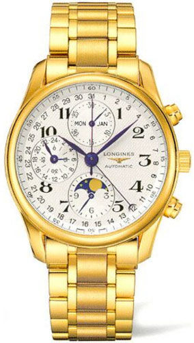 L2.673.6.78.6 Longines Master Collection