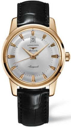 L1.645.8.75.4 Longines Heritage Collection