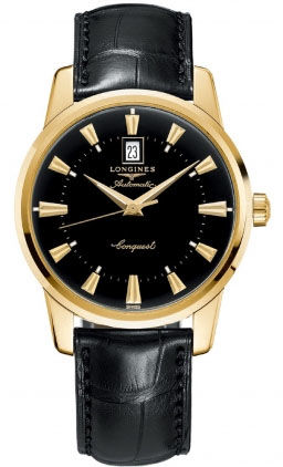 L1.645.6.52.4 Longines Heritage Collection