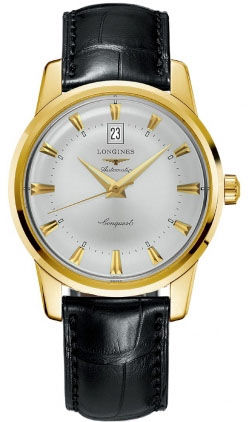 L1.645.6.75.4 Longines Heritage Collection
