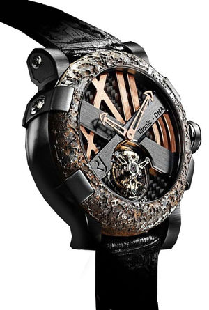 TO.T.OXY4.BBBB.BRONZE.00.BB RJ Romain Jerome Titanic-Dna Tourbilion