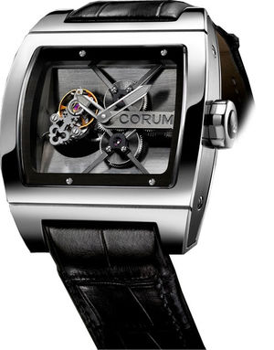 022.700.04/0F01 0000 Corum Ti-Bridge