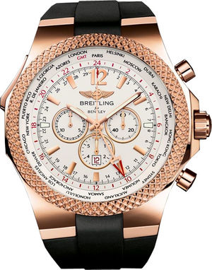 R4736212/G665_BlkRbr Breitling Breitling for Bentley