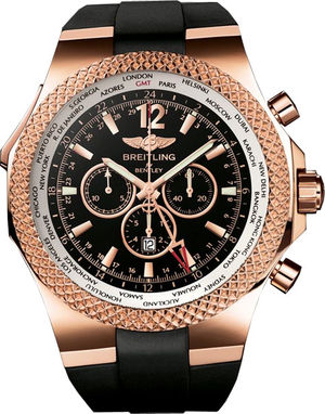 R4736212/B934_BlkRbr Breitling Breitling for Bentley