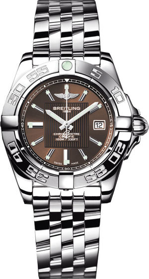 Breitling Galactic Lady a71356L2/q579-ss