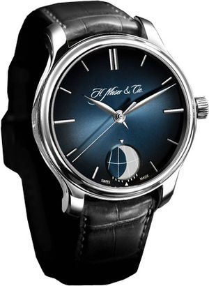 1348-0300 H.Moser & Cie Endeavour Perpetual Moon
