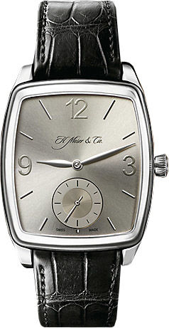324.607-002  H.Moser & Cie Henry Double Hairspring