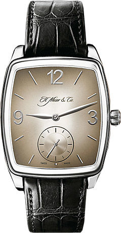 324.607-003  H.Moser & Cie Henry Double Hairspring