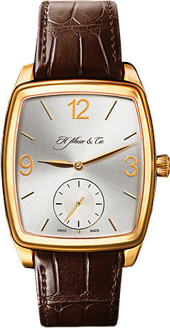 324.607-004 H.Moser & Cie Henry Double Hairspring