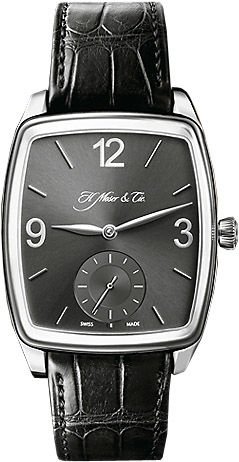 324.607-006 H.Moser & Cie Henry Double Hairspring