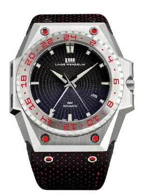 Linde Werdelin 3 Timer 3-timer-racing-steel-red