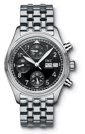 IWC Pilots Watches Spitfire IW3706-18