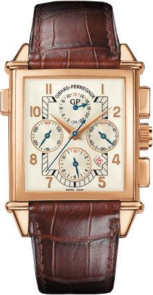 Girard Perregaux Vintage 1945 XXL Chronograph 25975-52-111-BAED