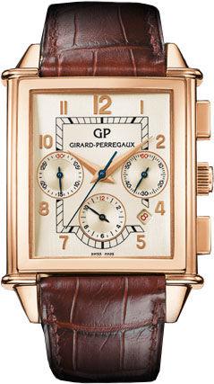 Girard Perregaux Vintage 1945 XXL Chronograph 25840-52-111-BAED