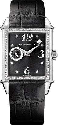 25932D11A661-BK2A Girard Perregaux Vintage 1945 Lady