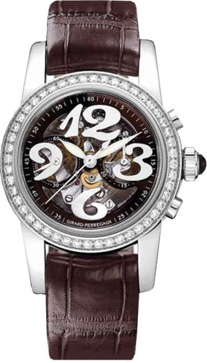 80440D11AB11-BKBA Girard Perregaux Collection Lady
