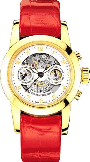 80450-51-121-BKHA Girard Perregaux Collection Lady