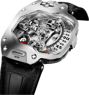 Urwerk 110 Collection Torpedo