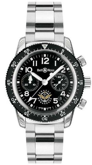 Bell & Ross Collection Marine Divers new model-2011 Diver 300 Chronograph