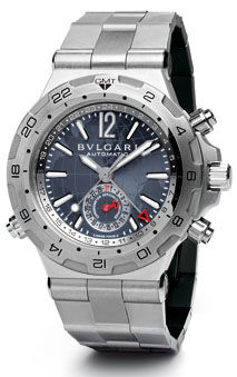 Bvlgari Diagono DP42C14SSDGMT