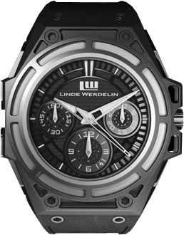 Linde Werdelin SpidoLite new model-2011 SpidoLite Chronograph