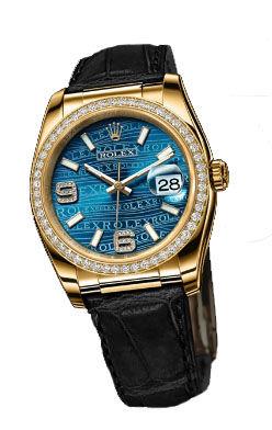 116188-1 Rolex Datejust 36