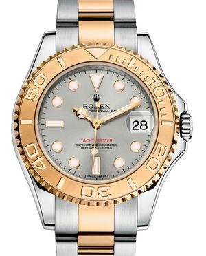 168623 Steel Rolex Yacht-Master