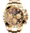 Rolex Cosmograph Daytona 116508 Black mother-of-pearl set with diamonds