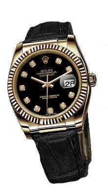 116138-1 Rolex Datejust 36