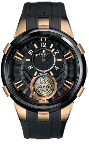 new model-2011 Automatic Flying Tourbillon Perrelet Turbine Special Edition