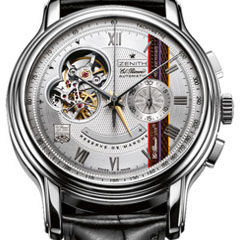 03.1260.4021/69.C505  Zenith Chronomaster Old model