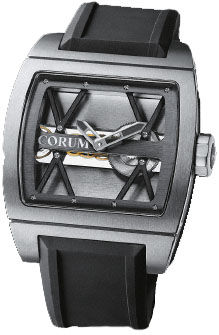 007.400.06/F371 0000 Corum Ti-Bridge