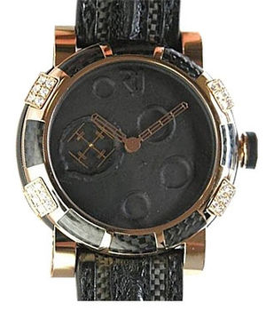 RJ Romain Jerome Air Moon Dust MB.F2.22BB.11