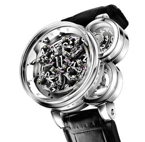 500/MMDGWL Harry Winston Haute Horology