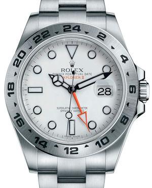 Rolex Explorer 216570 White