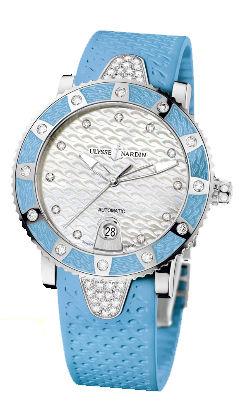 8103-101E-3C/10.13 Ulysse Nardin Diver Lady