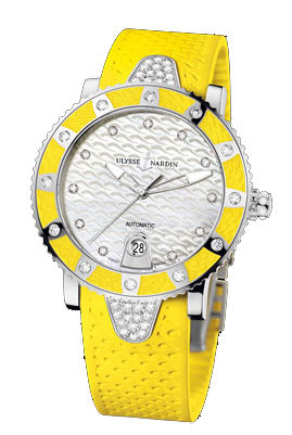 8103-101E-3C/10.14 Ulysse Nardin Diver Lady