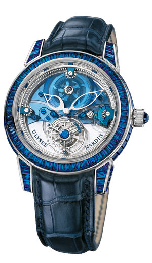 Ulysse Nardin Classic Complications 799-98BAG