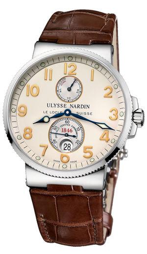 Ulysse Nardin Maxi Marine Chronometer 41 263-66/60