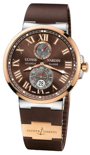 265-67-3/45 Ulysse Nardin Maxi Marine Chronometer 43