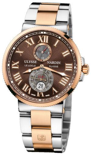 265-67-8/45 Ulysse Nardin Maxi Marine Chronometer 43