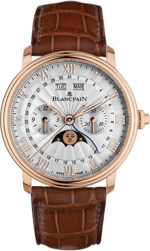 Blancpain Villeret Moon Phase 6685-3642-55B