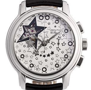 03.1231.4021/01.C626 Zenith Star Ladies