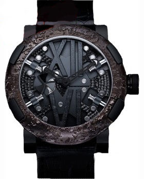 RJ.T.AU.SP.002.01 RJ Romain Jerome Sea Titanic Inside Steampunk Auto 50