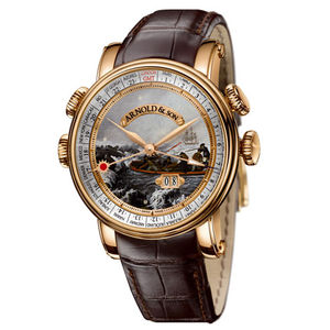 1H6AP.D06A.C60B Arnold & Son Royal Collection